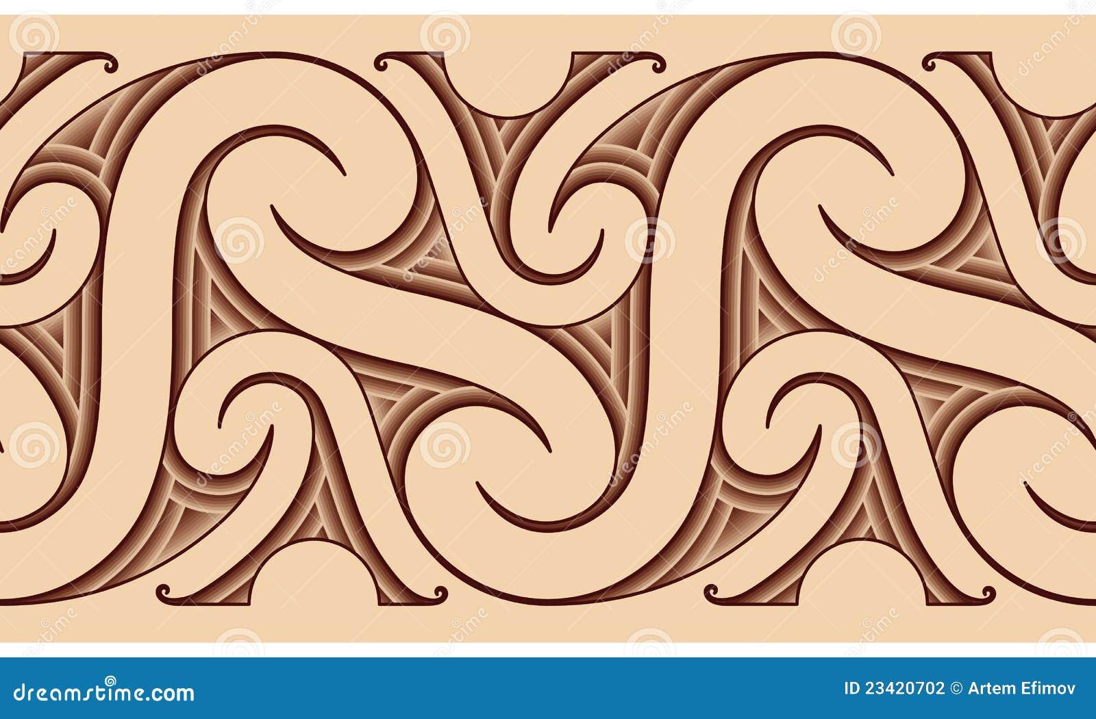 Maori Designs Wave Wwwgalleryhipcom The Hippest Pics