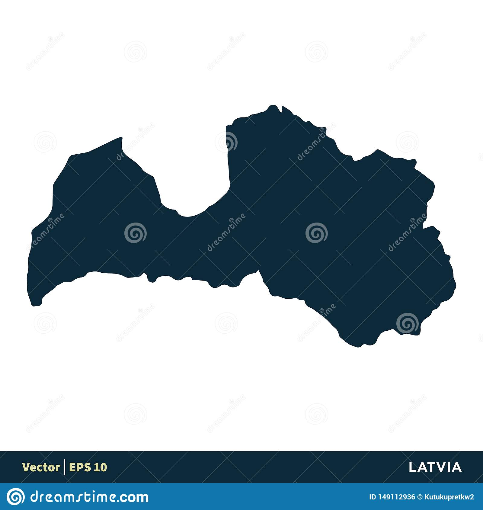 Picture of: Latvia Europe Countries Map Vector Icon Template Illustration Design Vector Eps 10 Stock Vector Illustration Of European Border 149112936