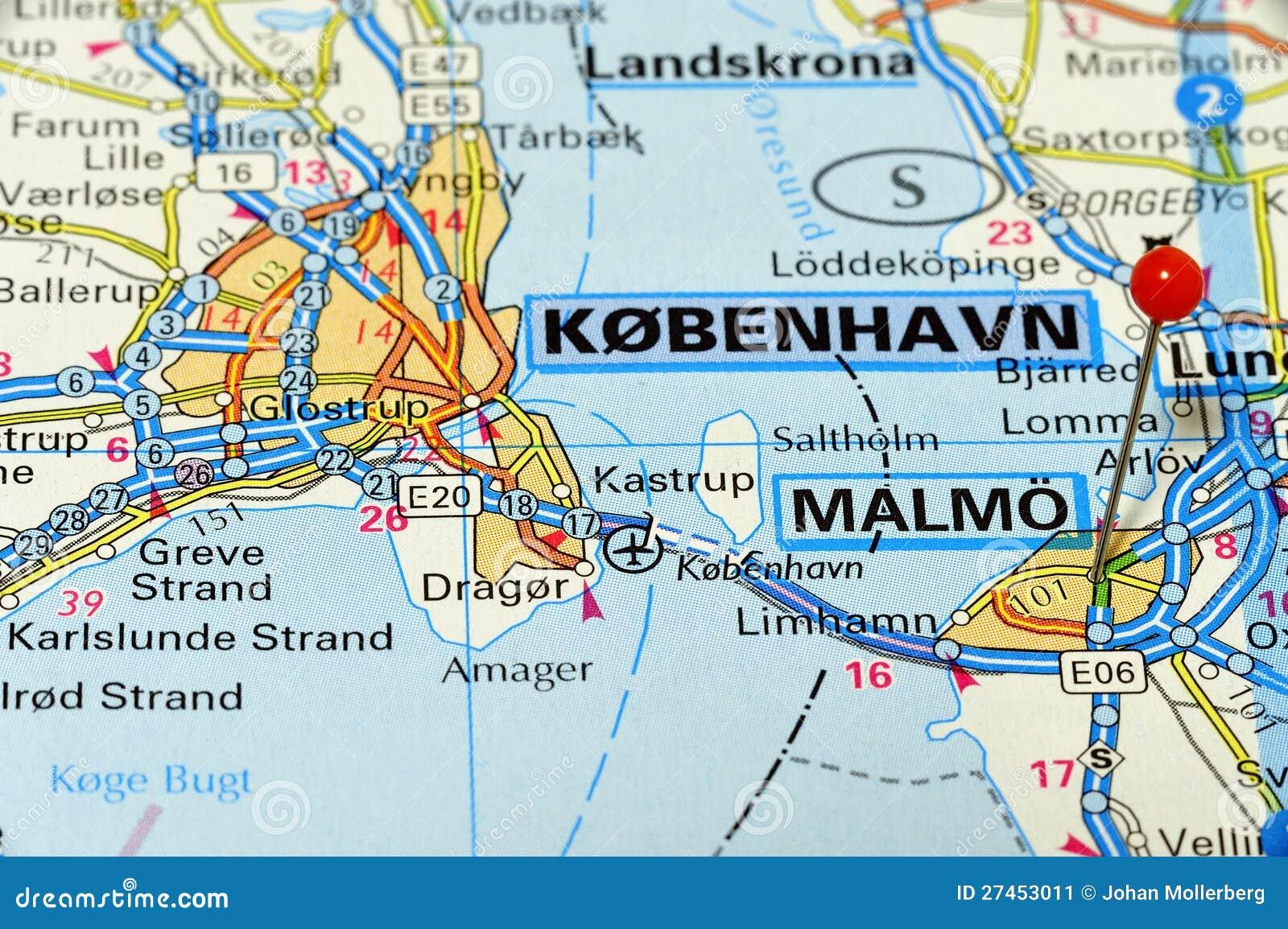 Map stock illustration  Illustration of destinations - 27453011