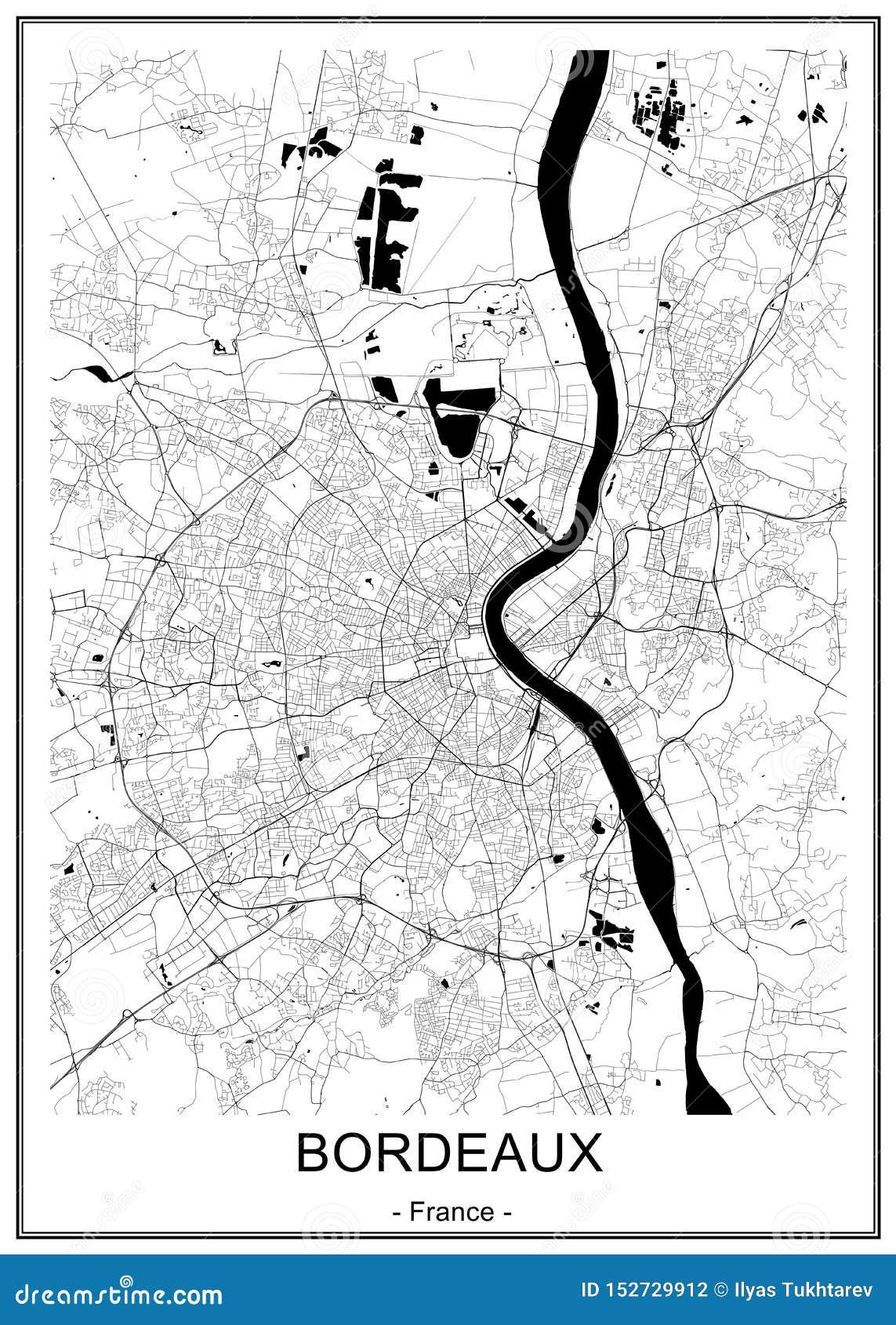 France map of bordeaux Bordeaux 2021: