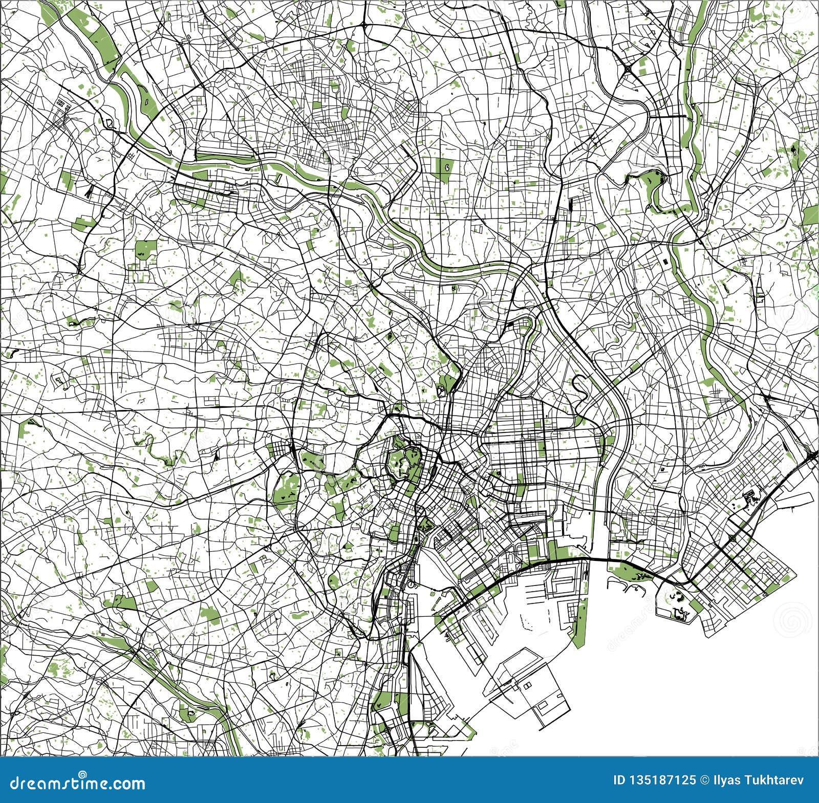 Map Of The City Of Tokyo, Kanto, Island Honshu, Japan Stock ... Kanto Map on tokyo map, chubu map, kanagawa map, unova map, heartgold map, jhoto map, tohoku map, sinnoh map, london map, kyushu map, pokemon yellow map, hokkaido map, all pokemon regions world map, kyoto map, hoenn map, nara map, sevii islands map, nagasaki prefecture map, pokemon x and y map, development map,
