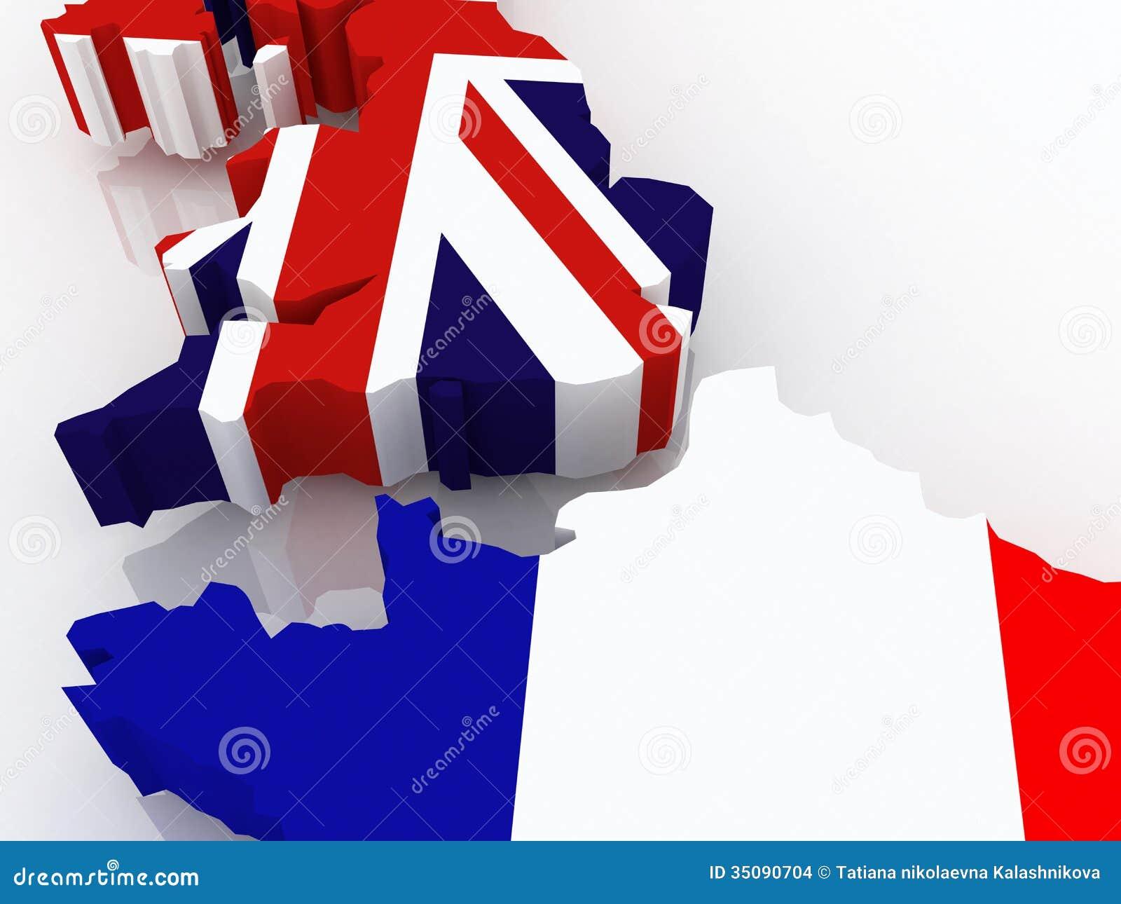 Frankreich Vs England