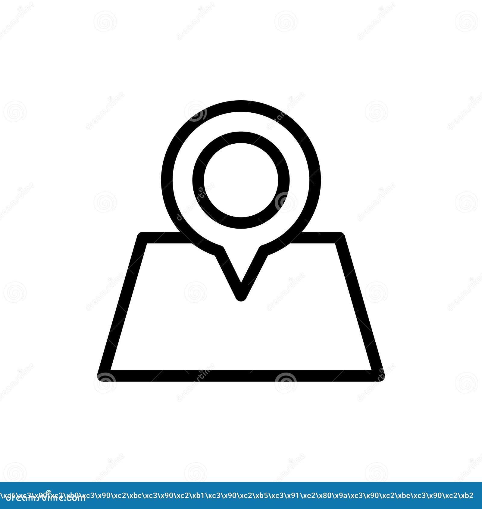 Map flat icon stock vector. Illustration of computer - 117111545 Map Comp Symbol on mod symbols, power symbols, crane symbols, sport symbols, baltimore symbols, cd symbols, race symbols, state symbols, real symbols, cook symbols,
