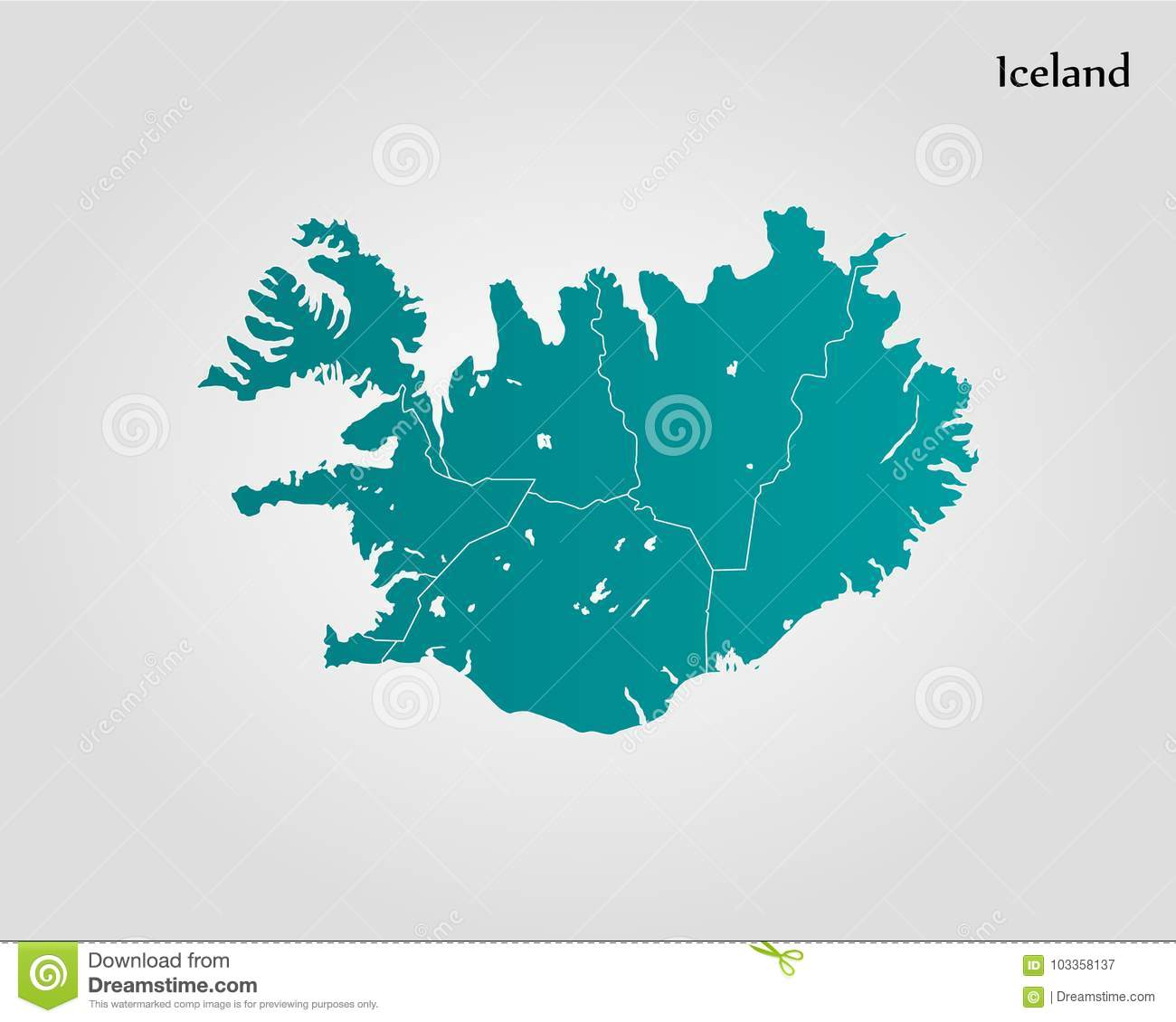 Map of iceland stock illustration illustration of geography 103358137 download map of iceland stock illustration illustration of geography 103358137 gumiabroncs Images