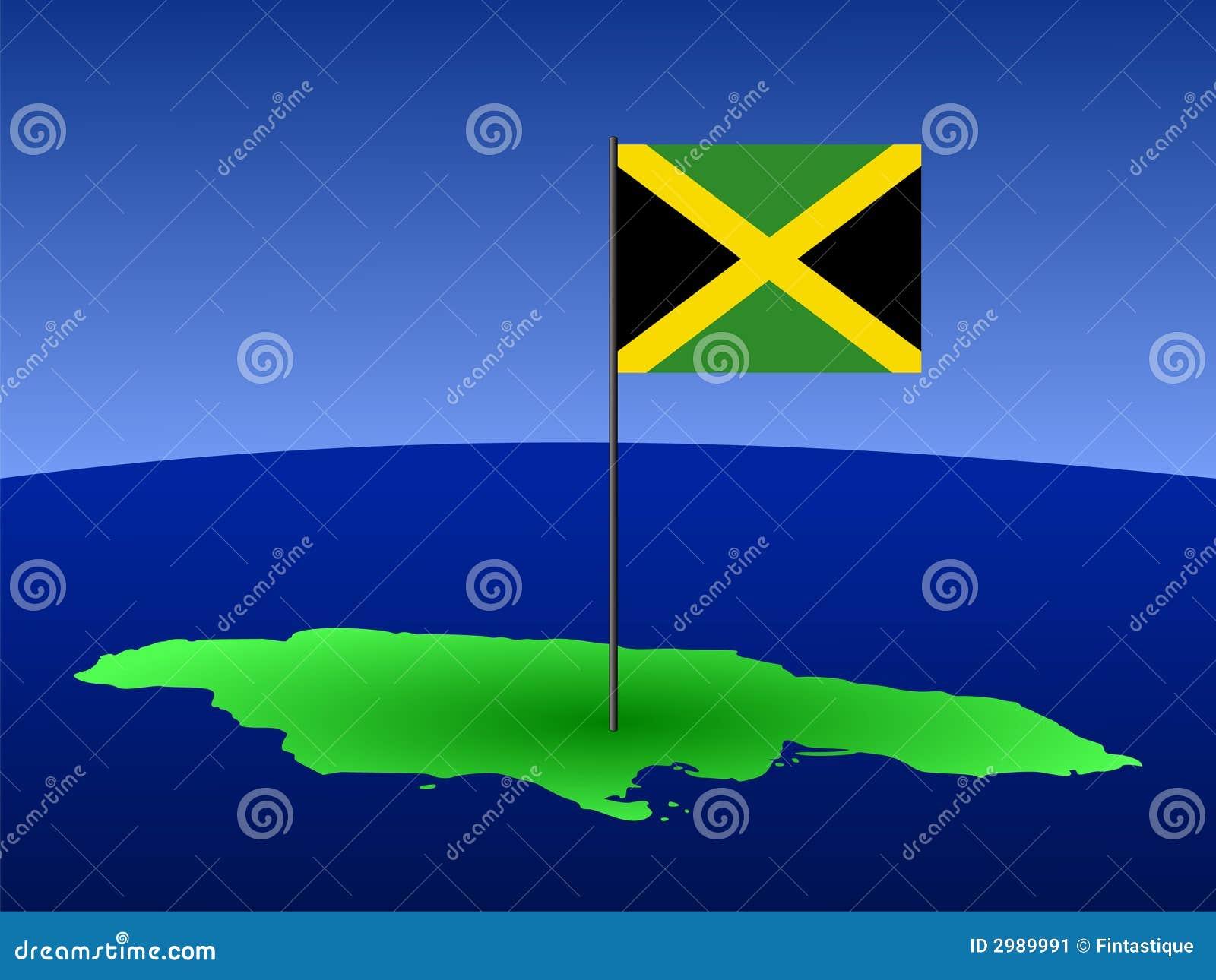 jamaican flag pole - photo #30