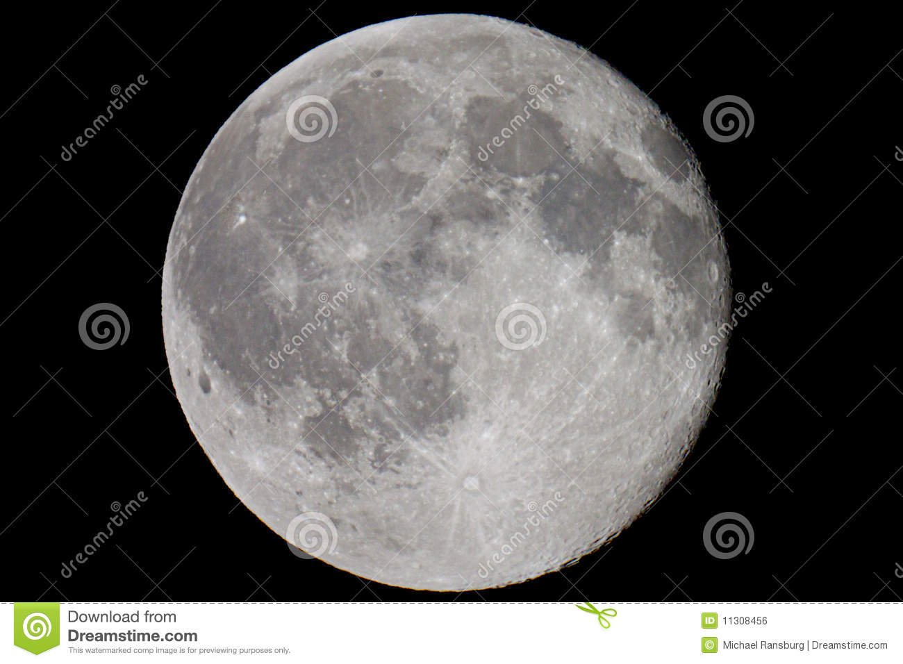 Map of the Moon stock photo. Image of moon, space, details ...
