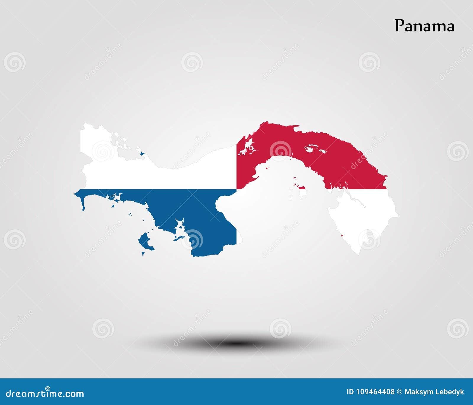 Map of panama stock illustration illustration of background 109464408 map of panama vector illustration world map gumiabroncs Choice Image