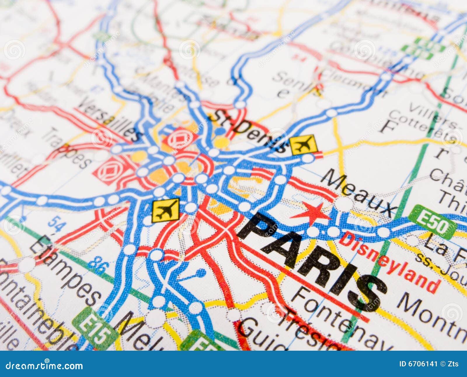 Old paris street map royalty free stock photo image 15885665 - Map Of Paris Stock Image Map Of Paris Old Street Map Of New York City Royalty Free