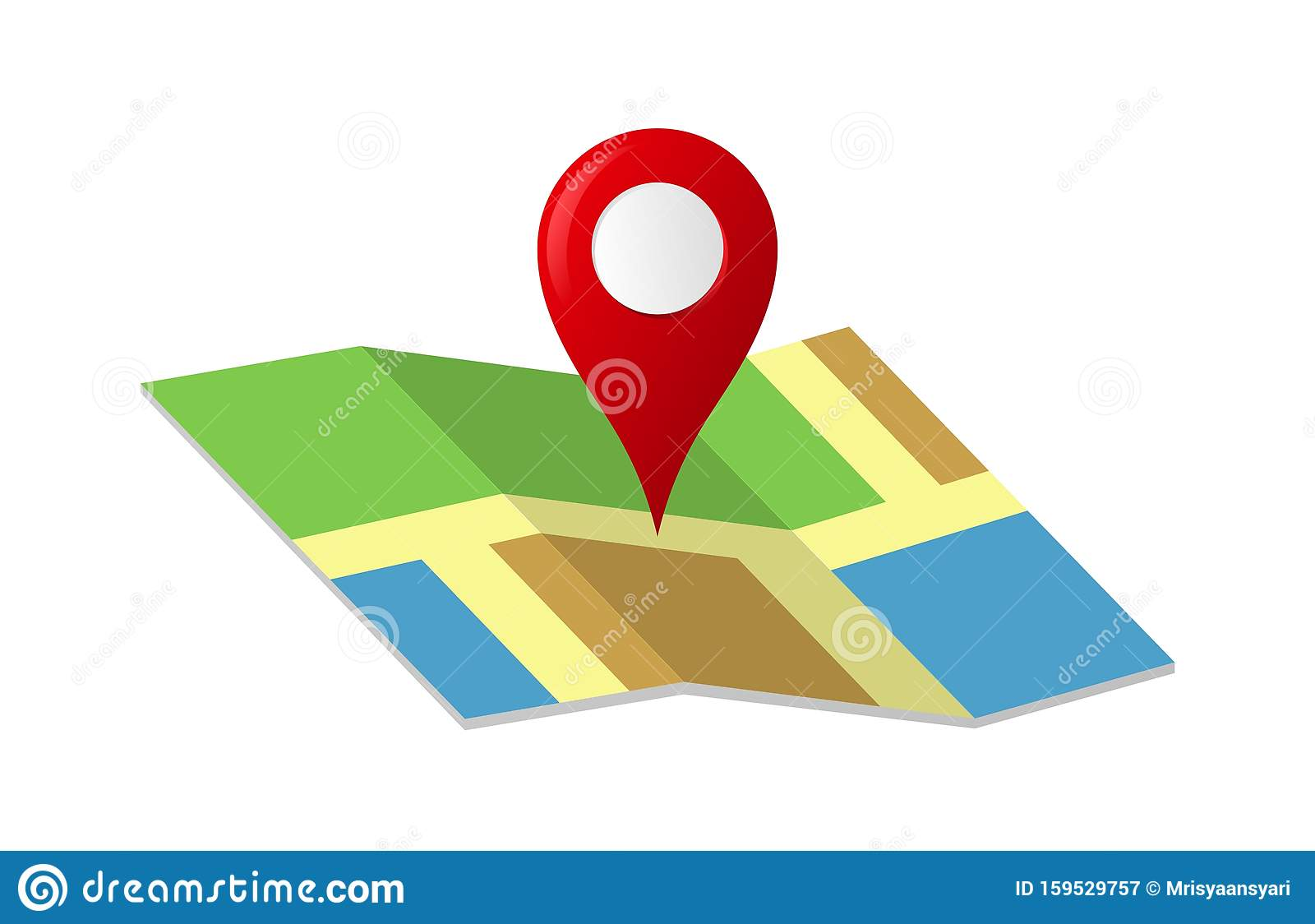 map with a red pin icon stock vector illustration of graphic 159529757 https www dreamstime com map red pin locator concept clipart design illustrator vector map pin location address company isolated image159529757