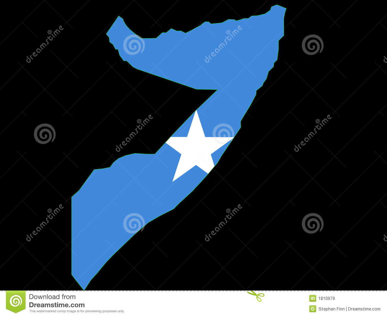 Somalia's flag unoriginal? - SomaliNet Forums
