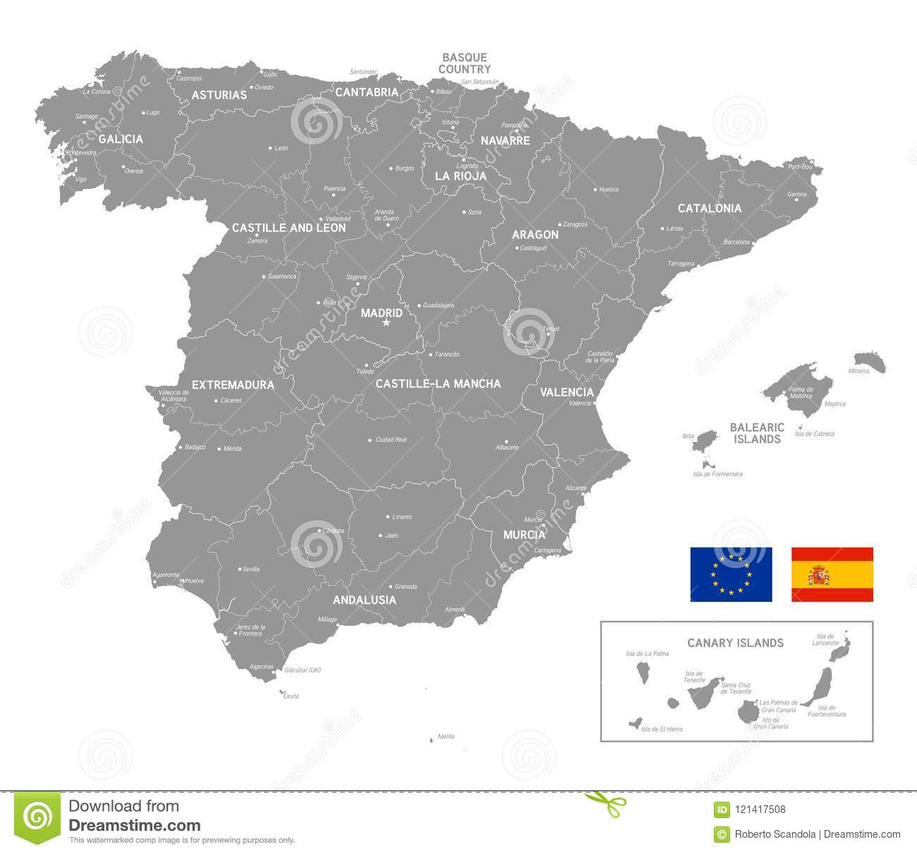Map Of Spain Alicante Area.89 Alicante Region Map Map Of The Whole Spain Showing Alicante