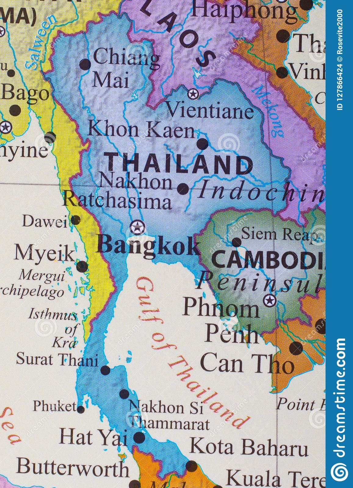 Map of Thailand stock photo. Image of tropical, city - 127866424 Map Of Thailan on map of sudan, map of namibia, map of bahrain, map of thaddeus, map of algeria, map of indonesia, map of thailand, map of hungary, map of thaiand, map of ethiopia, map of thaland, map of uzbekistan, map of armenia, map of pakistan, map of togo, map of mongolia, map of australia with cities, map of morocco, map of zambia, map of philippines,