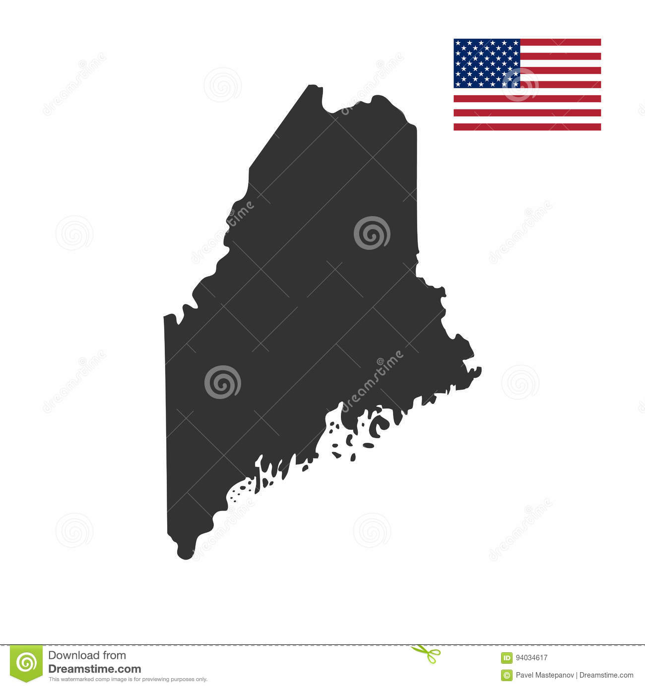 Map Of The U.S. State Maine Stock Vector - Illustration of contour Illustrator Us Map on us map title, us map autocad, us map graphics, us map visio, us map stencil, us map print, us map drawing, us map flash, us map teacher, us map illustration, us map technology, us map art, us map excel, us map cook, us map vector, us map jpeg, us map pdf, us map black, us map html5,