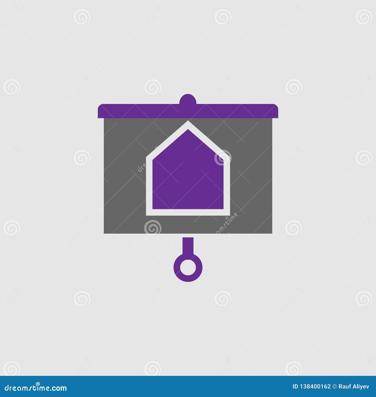 Mapa, ícone da logística Elemento do ícone da entrega e da logística para apps móveis do conceito e da Web O mapa detalhado, ícon