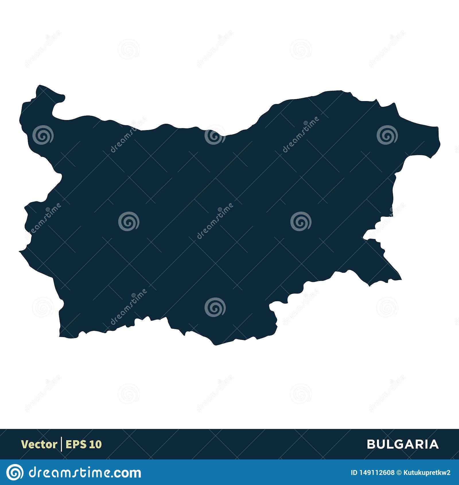 Picture of: Bulgaria Country Map Europe Countries Map Vector Icon Template Illustration Design Template Ilustracion Del Vector Ilustracion De Design Illustration 149112608