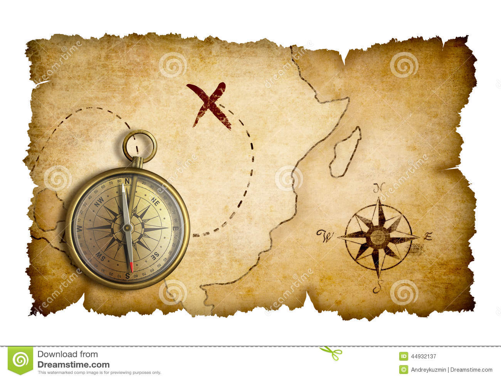 ... mapa del tesoro ile ilgili ...