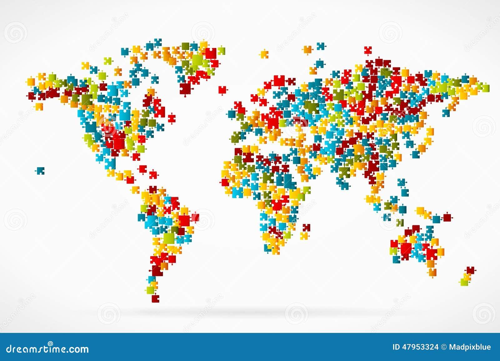 Mapa del Wold