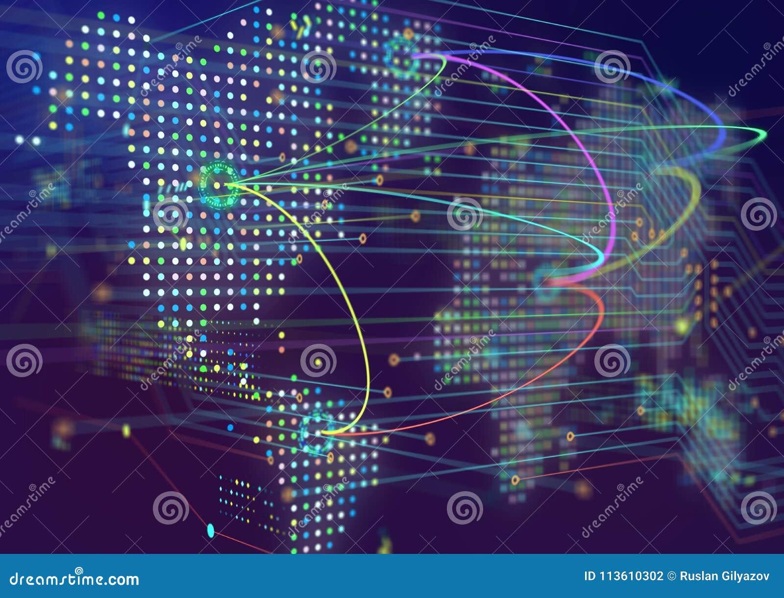 Mapa do mundo Infographics