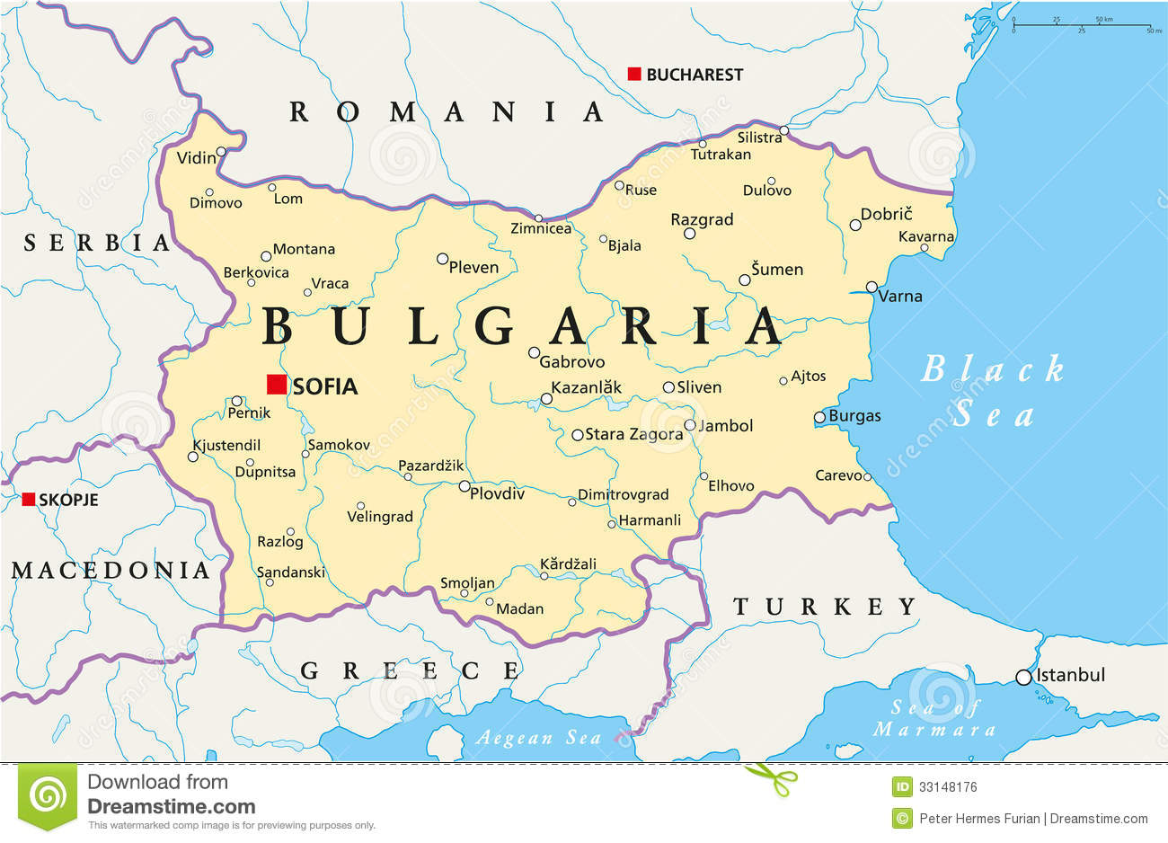 Bulgaria Mapa | Metro Map | Bus Routes | Metrobus Way Map | Train ...