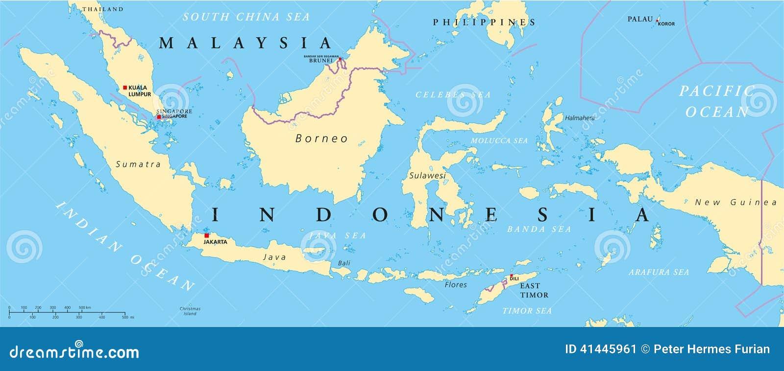 Singapur Mapa