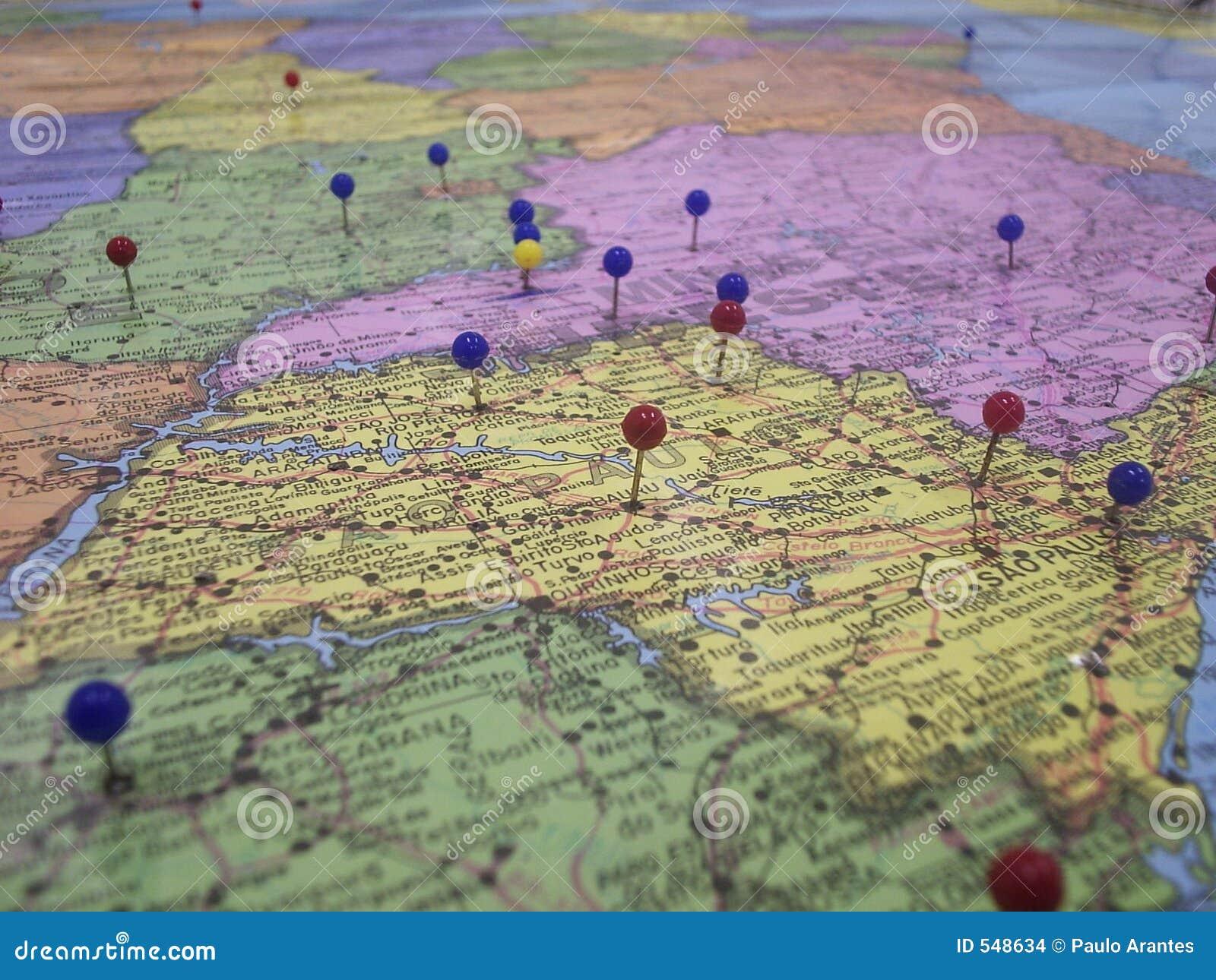 Mapa stategy