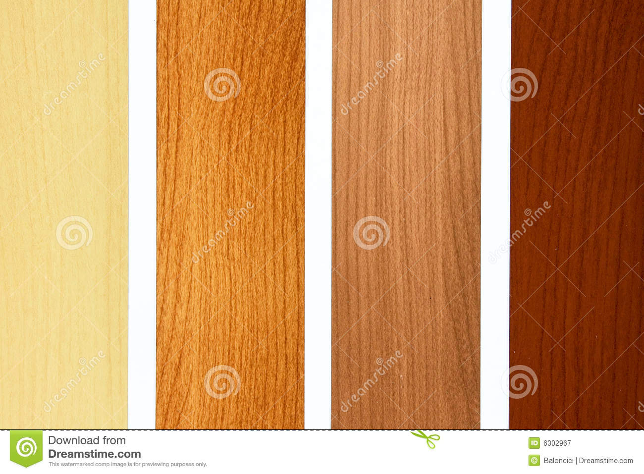 Maple color stock image of industry wooden