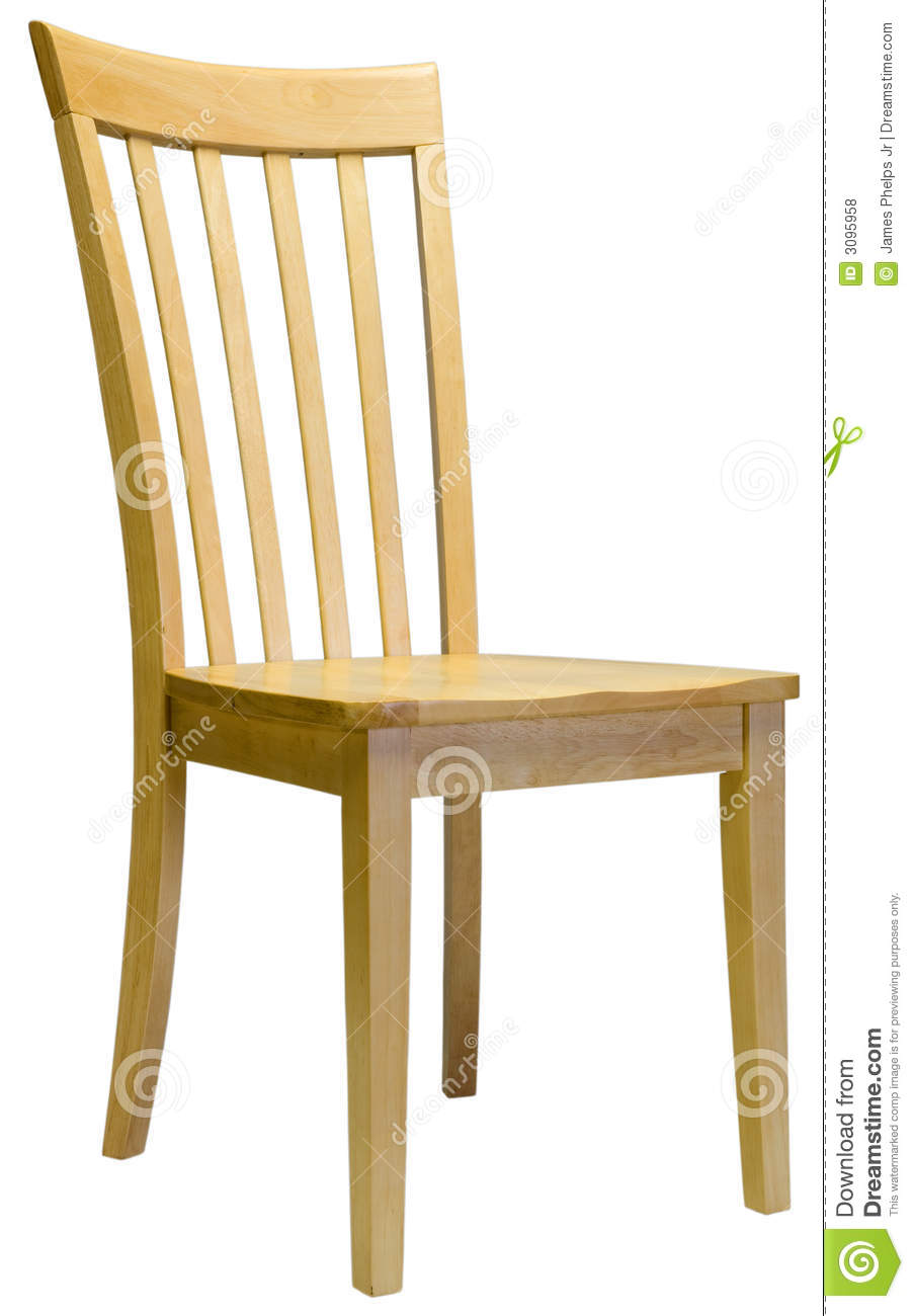Maple Dining Room Chair Royalty Free Stock Photos Image 3095958
