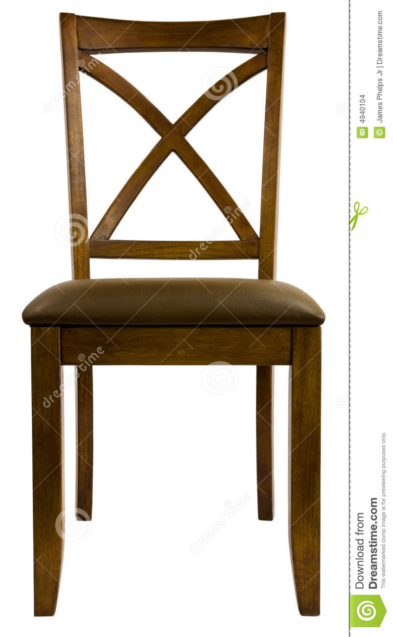 maple dining room chair stock images image 4940104
