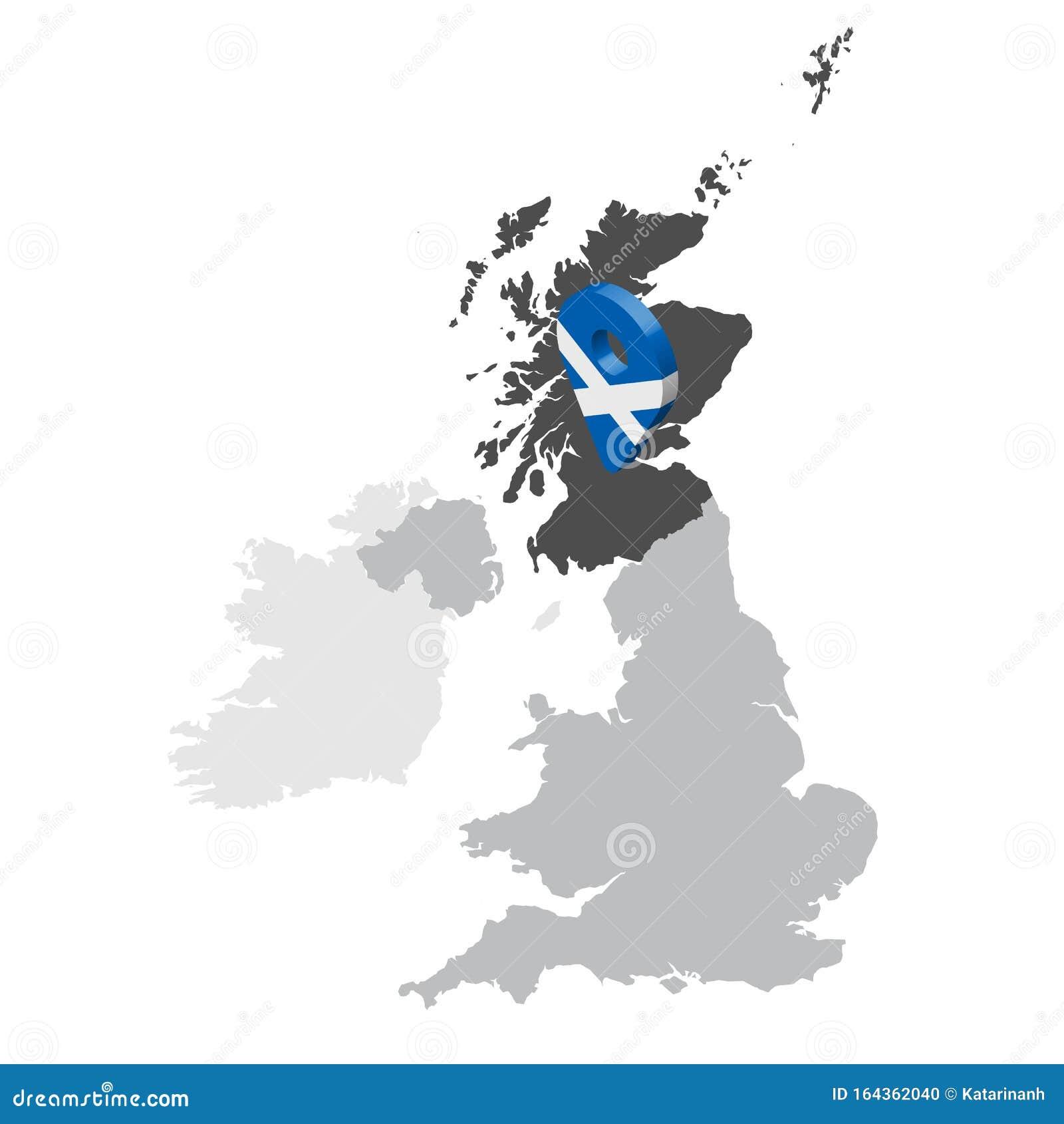 Cartina Geografica Della Scozia.Mappa Della Scozia Sulla Mappa Regno Unito Di Gran Bretagna 3d Indicatore Di Posizione Mappa Della Scozia Carta Geografica Di Alt Illustrazione Vettoriale Illustrazione Di Edimburgo Sfondo 164362040