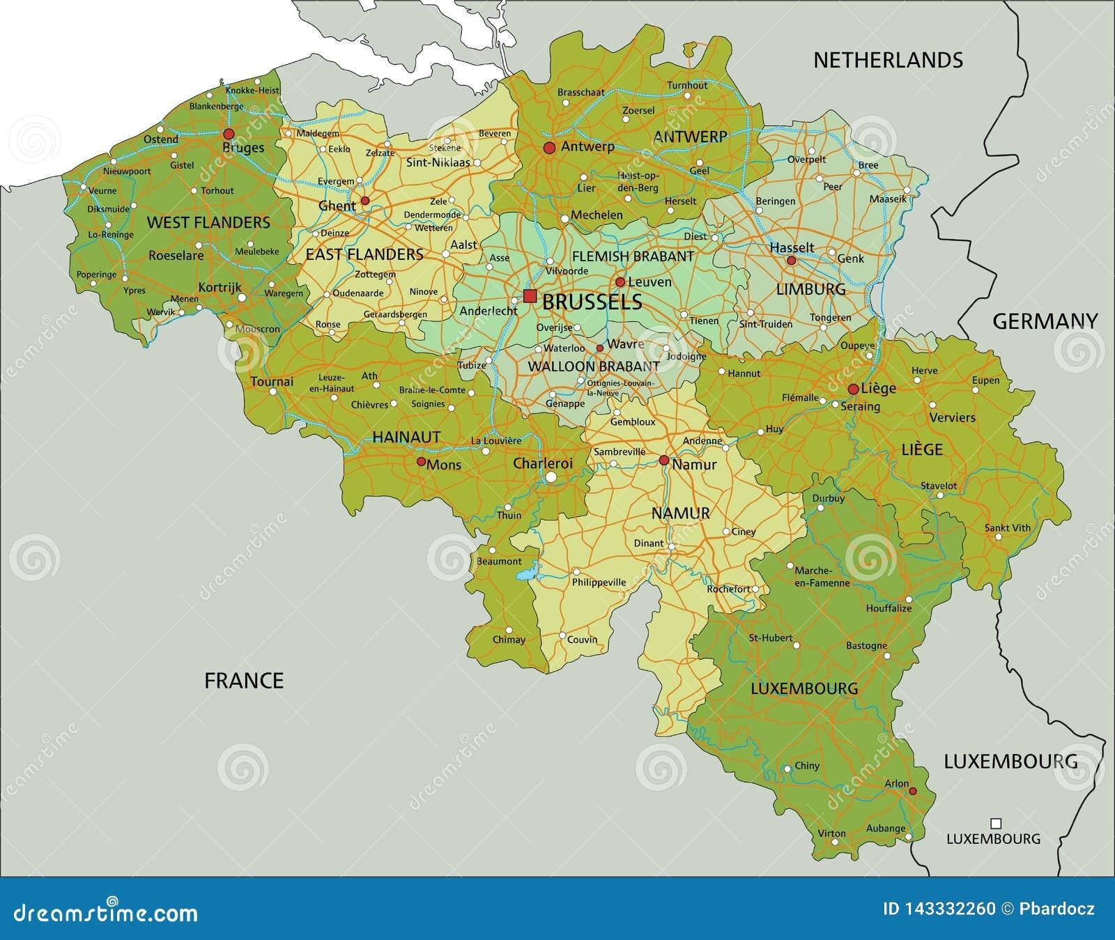 Cartina Mondo Editabile.Mappa Politica Editabile Altamente Dettagliata Con Gli Strati Separati Belgium Illustrazione Vettoriale Illustrazione Di Illustrazione Belgium 143332260