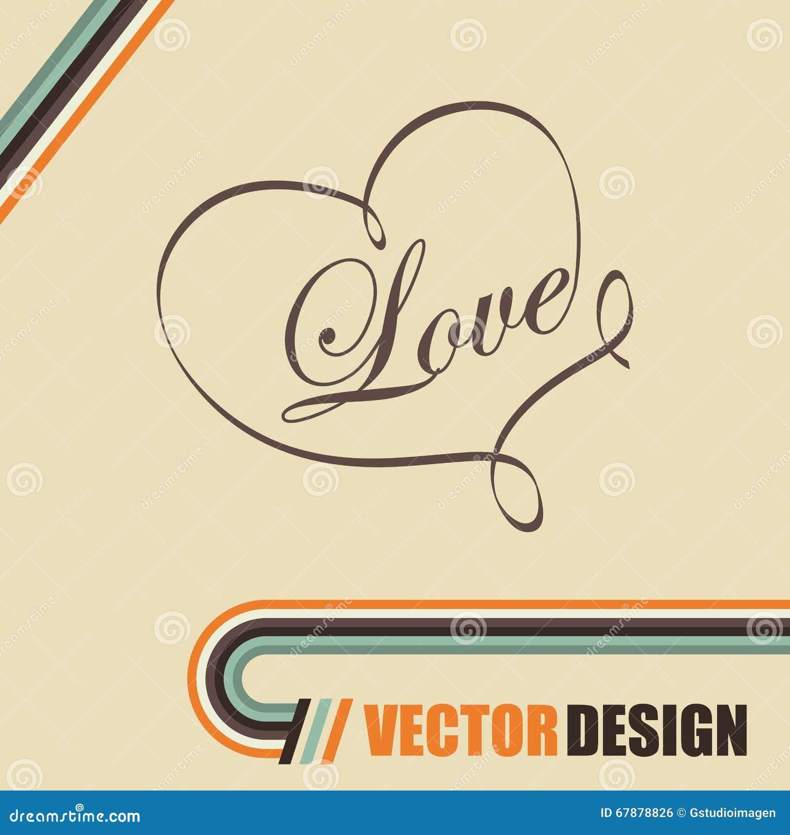 Mappen för eps för designen för kort 8 inkluderade förälskelsevalentinbröllop