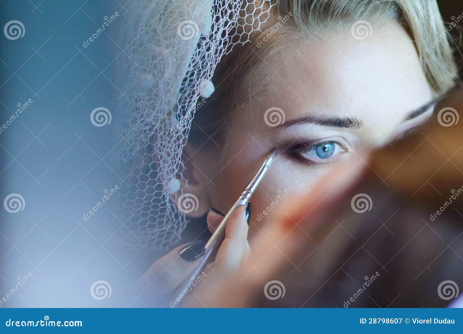 Maquillaje de la boda