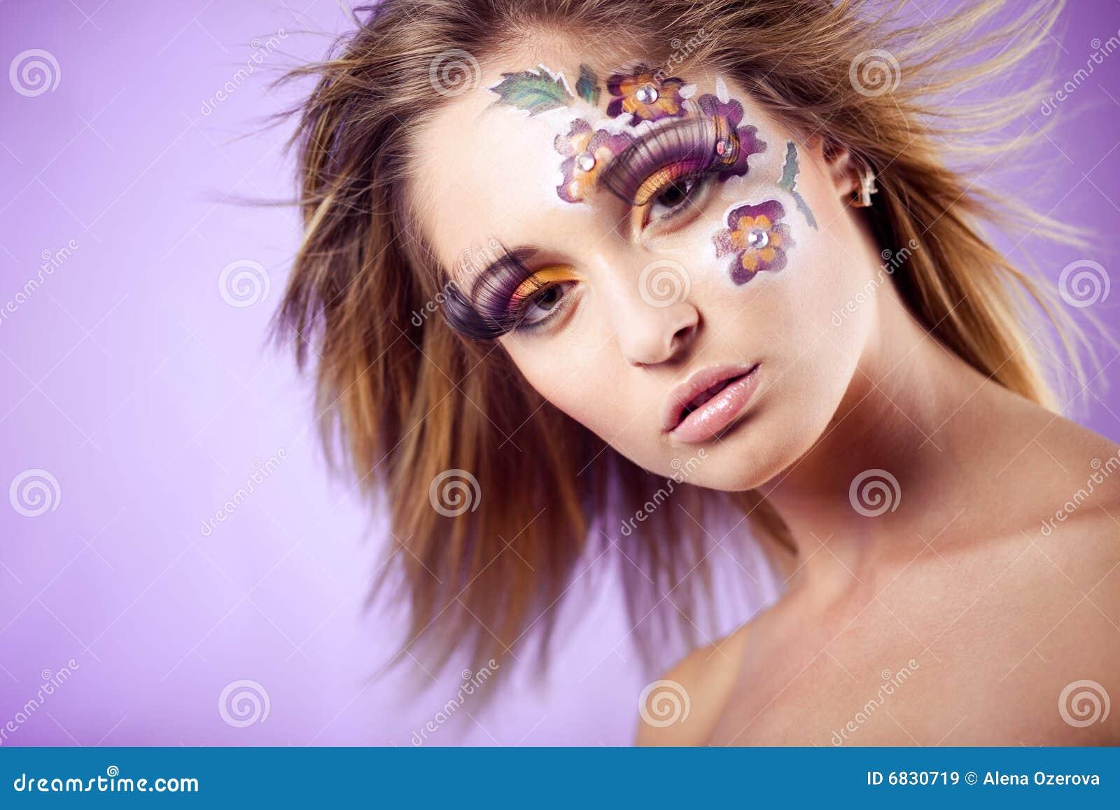 Maquillaje de la manera