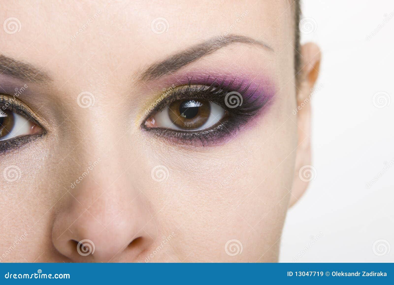 Maquillaje del ojo