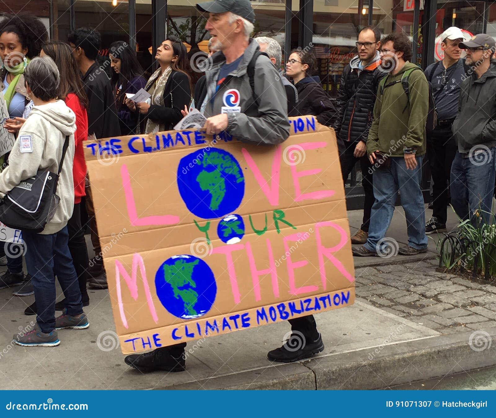 Março para a ciência