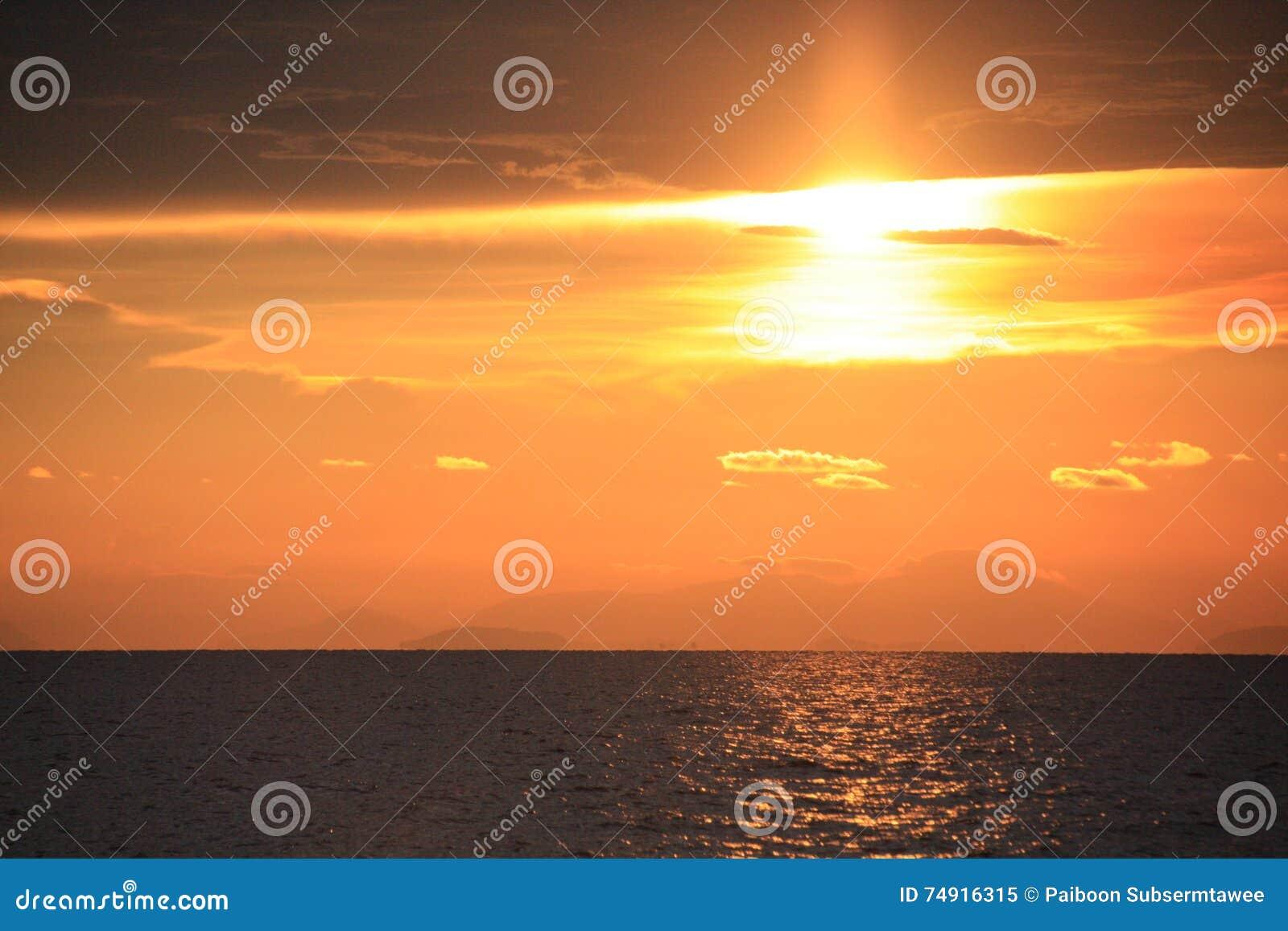 Mar ao céu