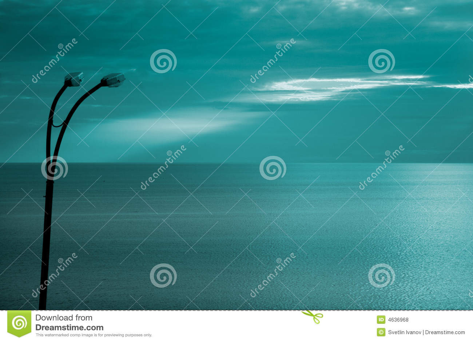 Mar Calo-Preto