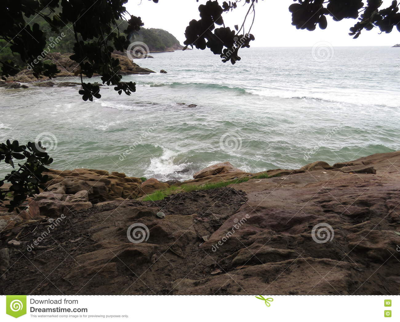 Mar en Trindade - Paraty RJ