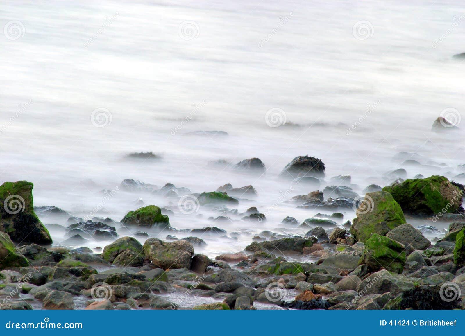 Mar leitoso