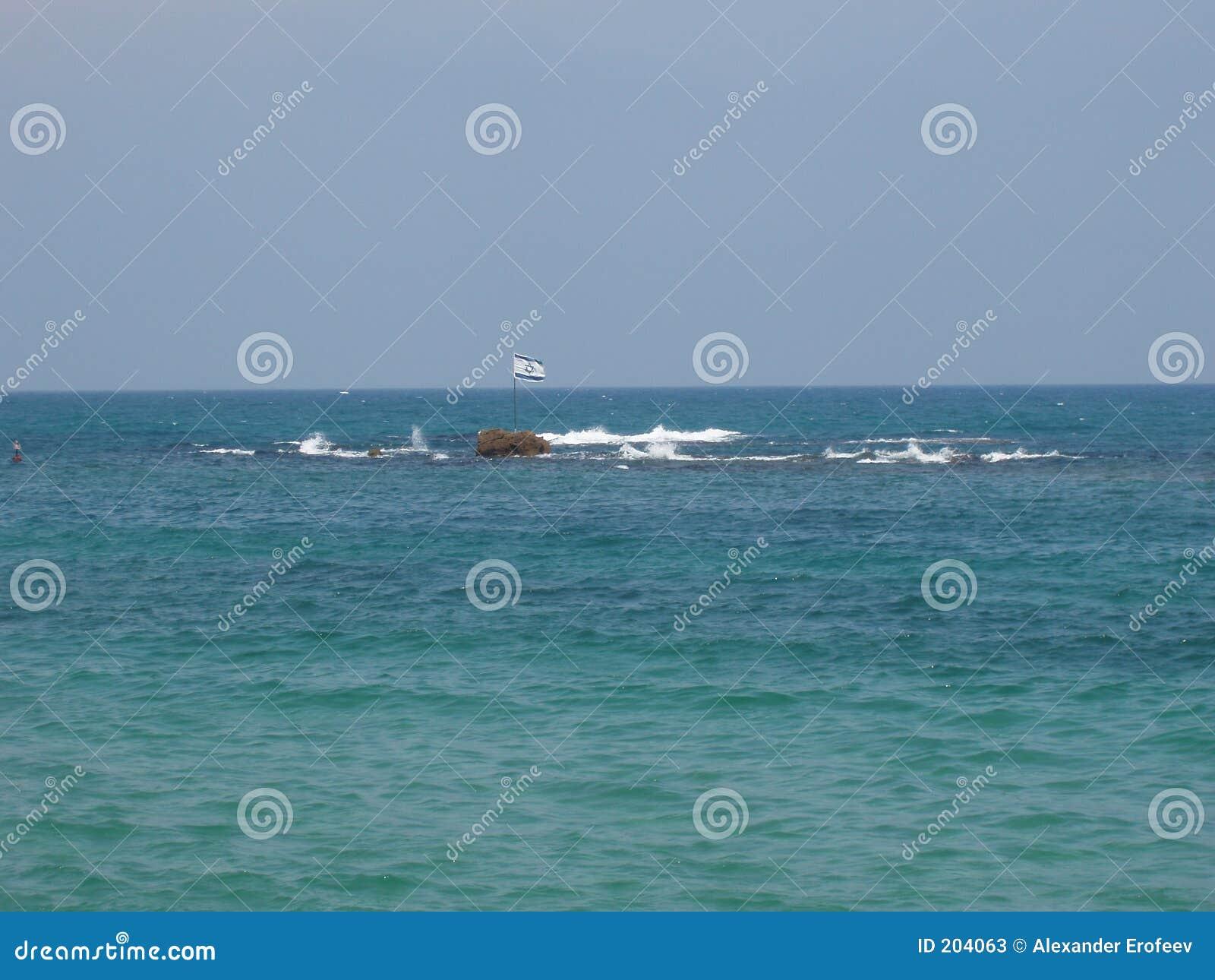 Mar Mediterraneo dell Israele