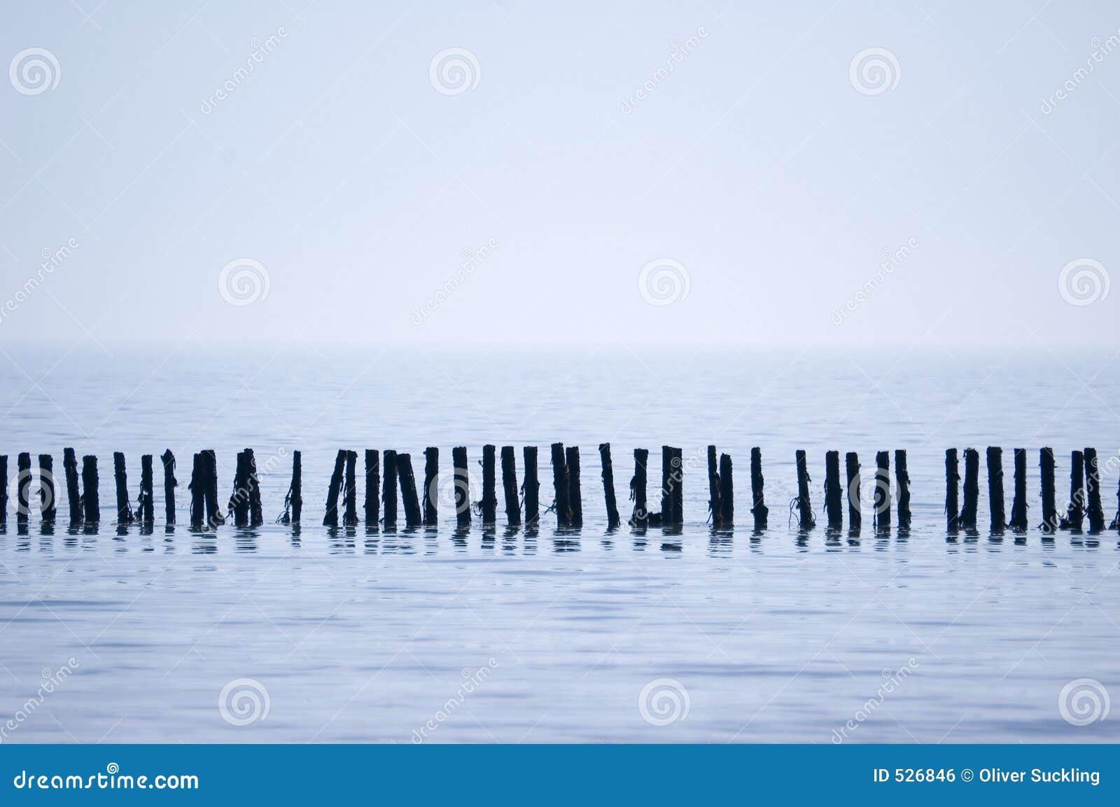 Mar tranquilo