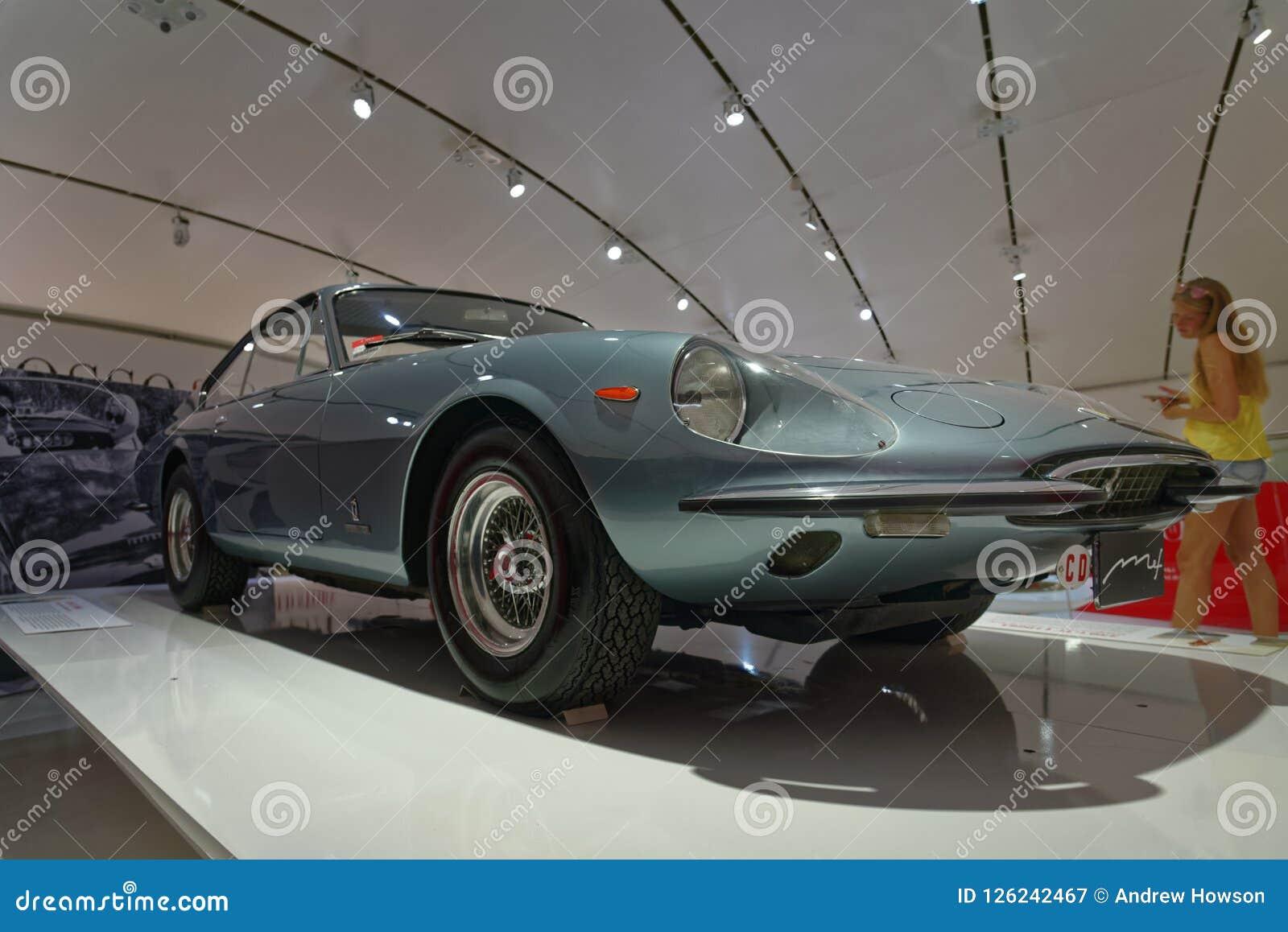 Maranello Italy Ferrari Vintage Sports Car Editorial Photography Image Of 1949 Antique 126242467