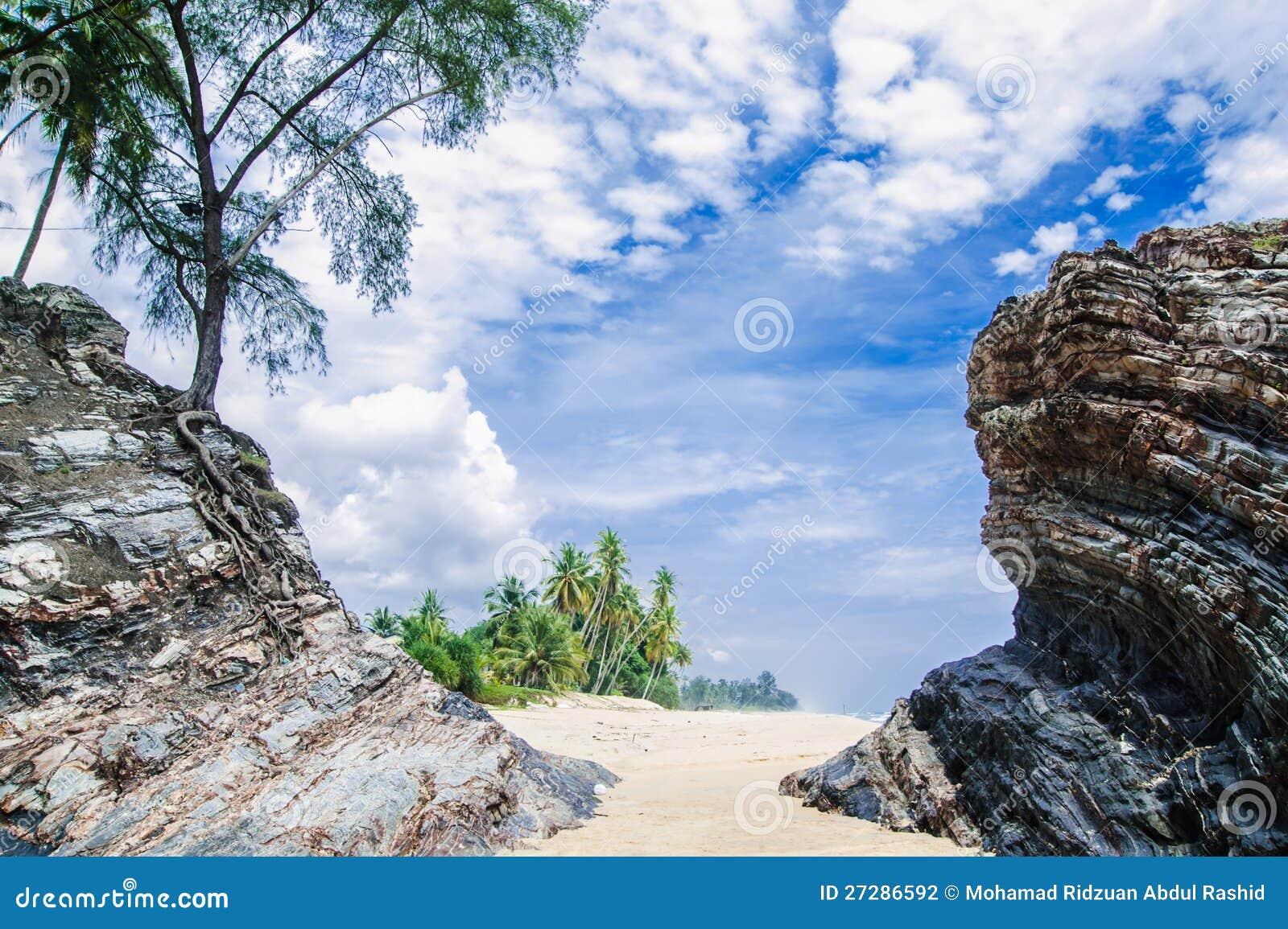 Marang strand
