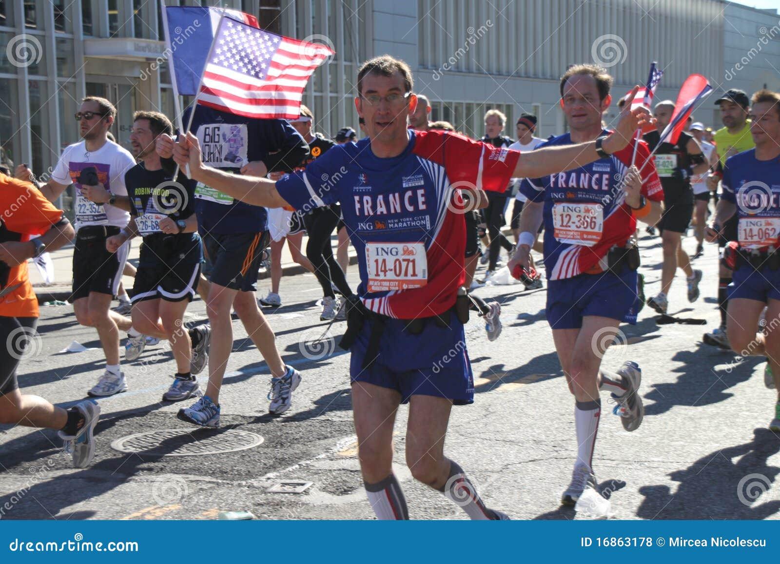 Maratona de 2010 NYC