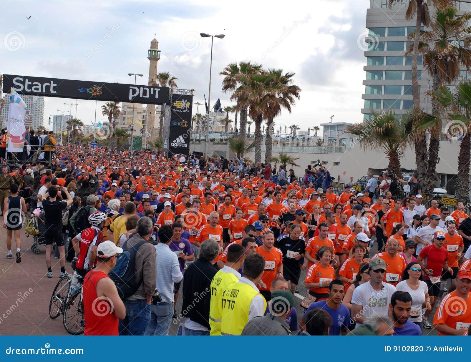 Maratona di Tel Aviv