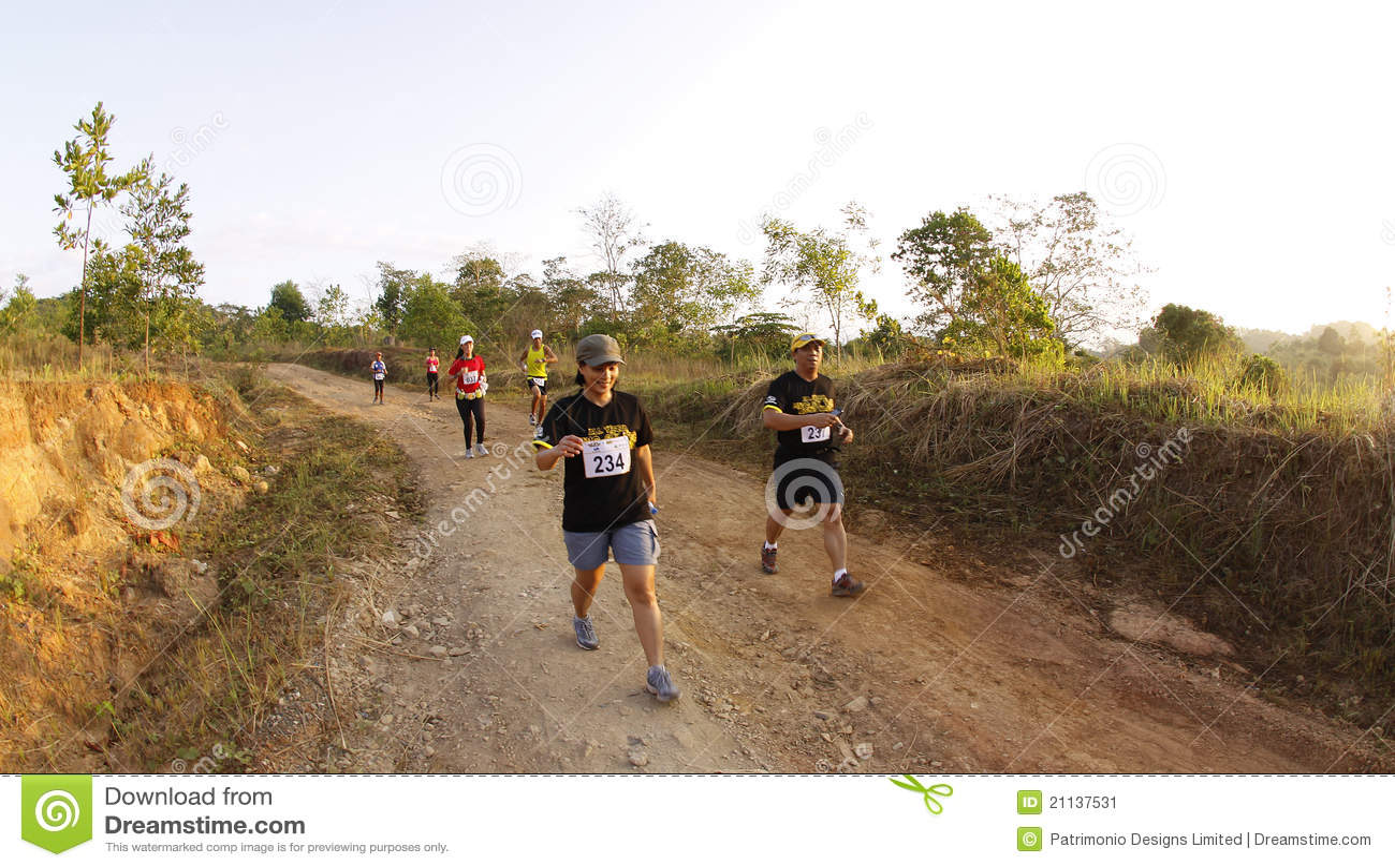 Maratonlöparetrail
