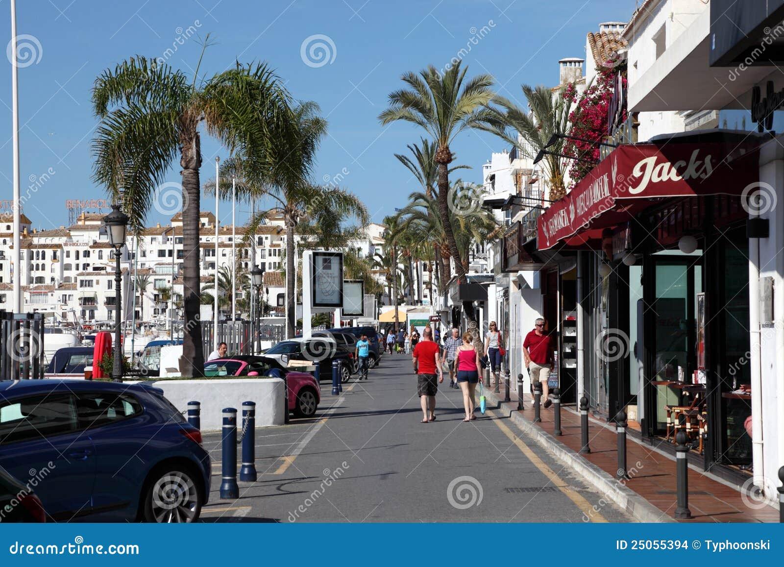 Marbella banus puerto Ισπανία