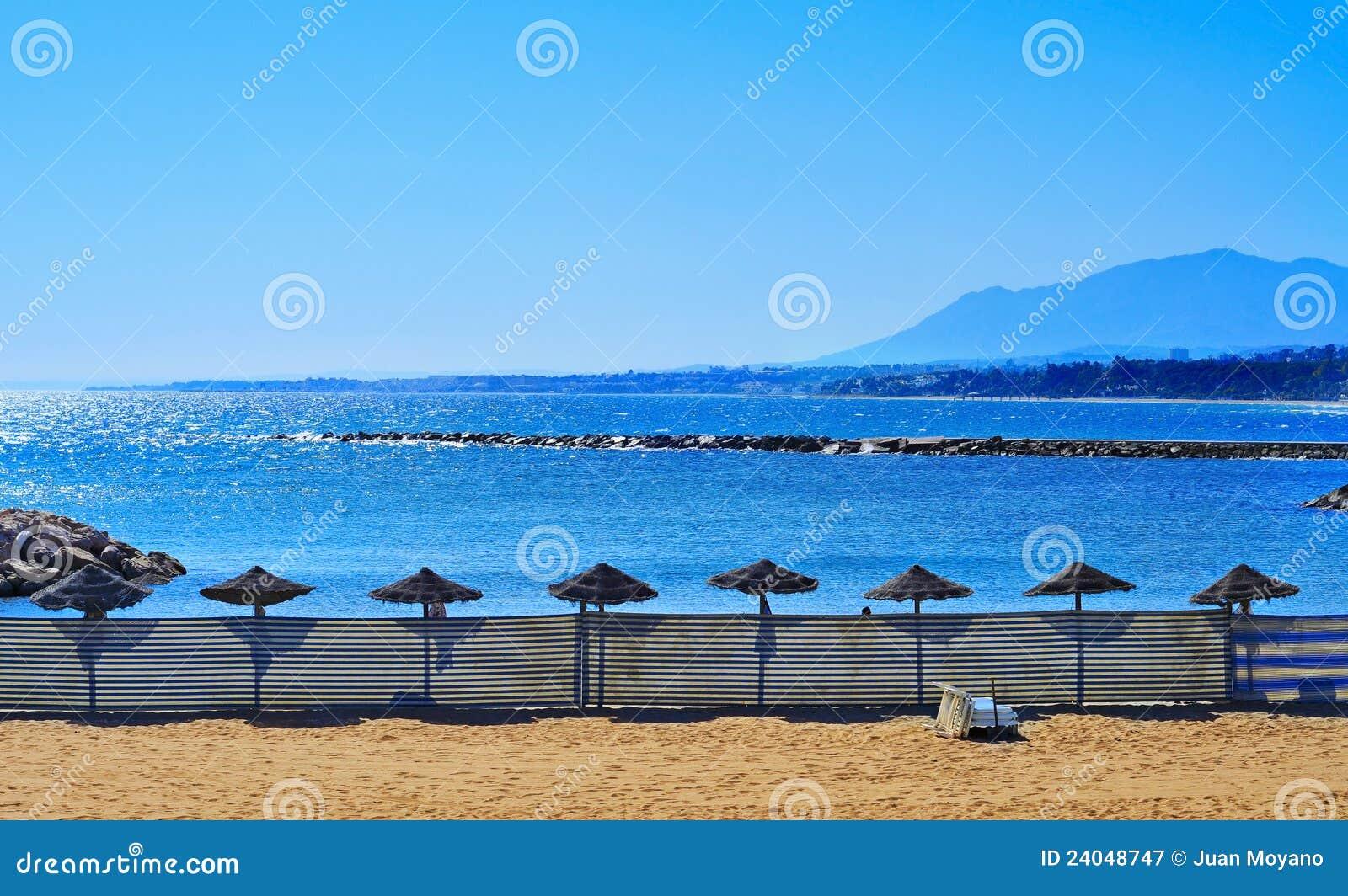 Marbella plażowy venus Spain