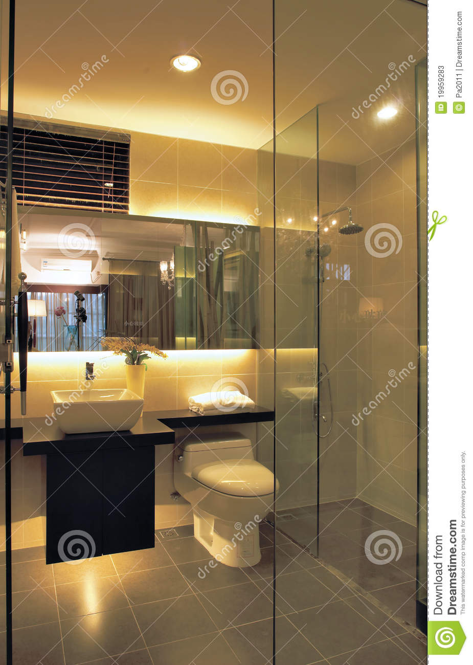 Marble Bathroom Stock Image Image Of Sparkling Image