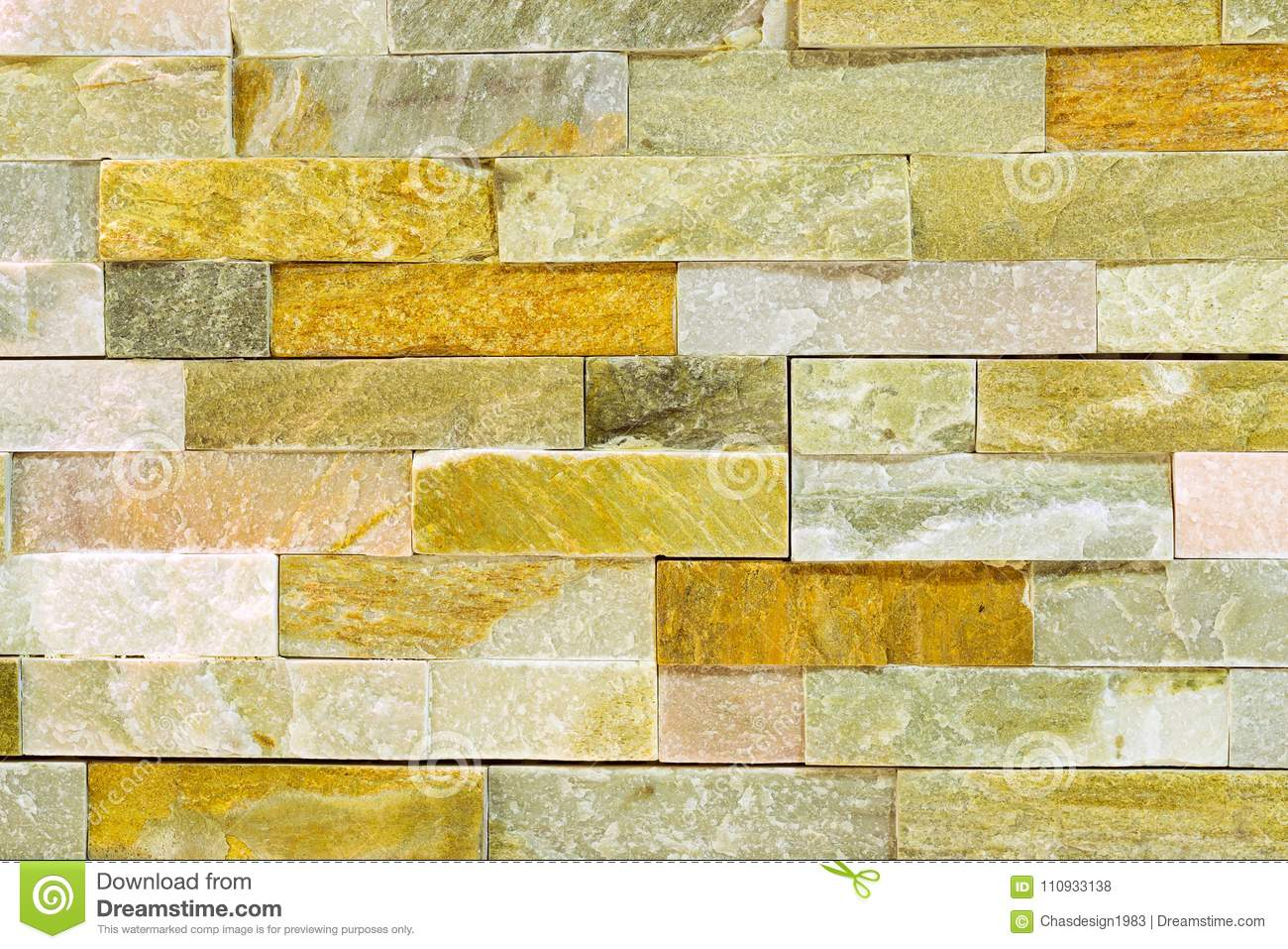 Marble Brick Wall Texture Architectural Decoration Stock Photo ...